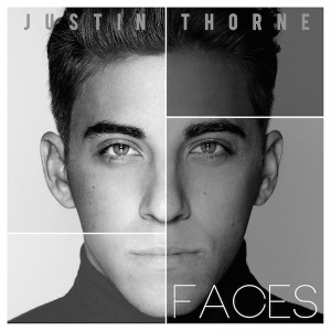 Justin Thorne Faces EP cover